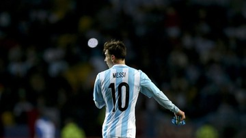 2015-09-05 Argentyna rozbiła Boliwię 7:0! Dublet Messiego