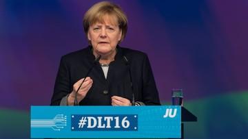 15-10-2016 17:59 Merkel: działania w Syrii są zbliżone do zbrodni wojennych