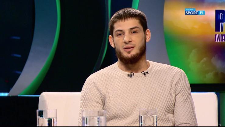 Azhiev: Jeśli walczyłbym z Selwą rok temu, to   walka nie wyszłaby za pierwszą rundę
