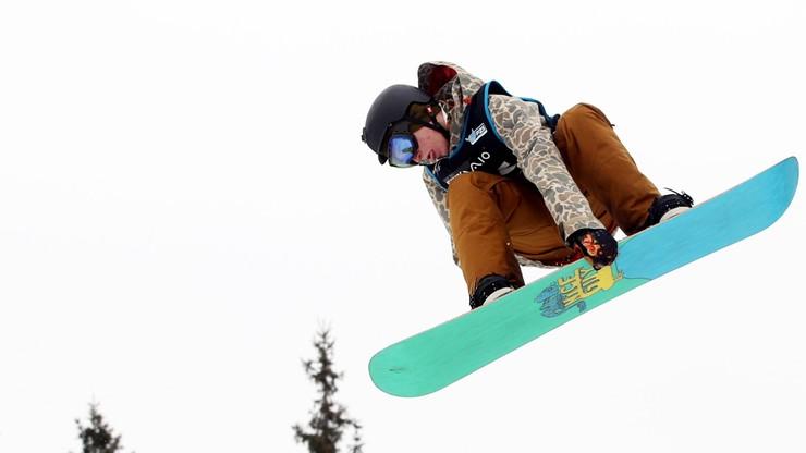 Polak szósty w snowboardowym PE. Wygrał 14-latek z Holandii