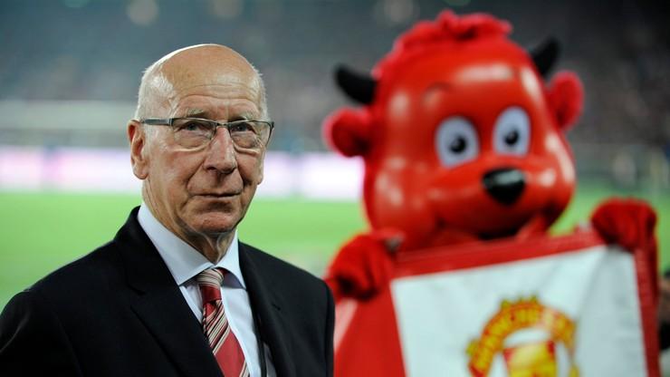 Sir Bobby Charlton doczeka się swojej trybuny na Old Trafford