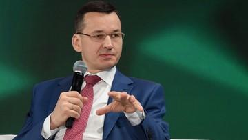 Morawiecki: wzrost PKB w 2017 r. może być wyższy niż 3,6 proc.