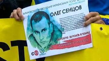 Rosja nieugięta w sprawie ukraińskiego reżysera i krymskiego aktywisty