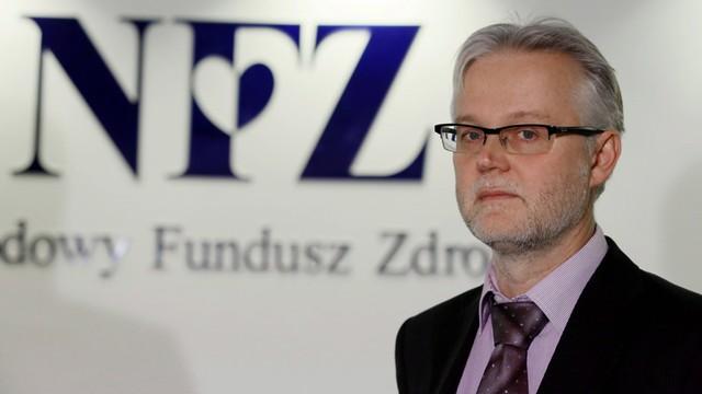 Prezes NFZ Tadeusz Jędrzejczyk odwołany ze stanowiska