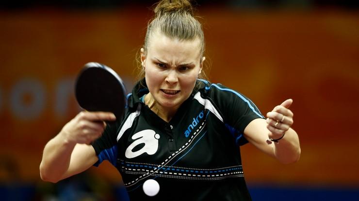 MŚ w tenisie stołowym - Polski mikst w ćwierćfinale