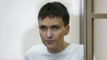 10-03-2016 19:57 Dwaj Rosjanie przyznali się do podrobienia listu Poroszenki do Sawczenko