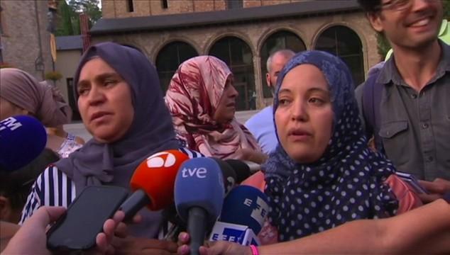 Matka podejrzanego ws. zamachu w Hiszpanii: oddaj się w ręce policji
