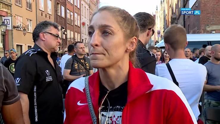 2016-09-15 Magdziak-Lopes: Przyjechałam do Polski po zwycięstwo!