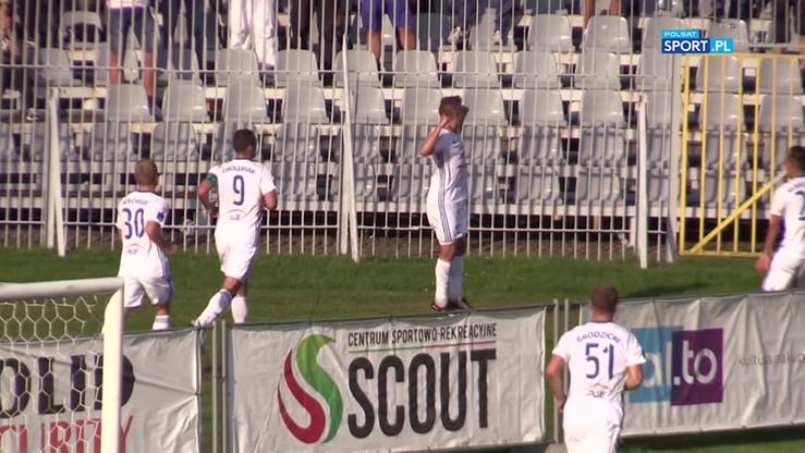 2017-09-11 Raków Częstochowa - Stal Mielec 1:2. Skrót meczu