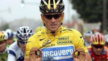 23-02-2017 22:44 W listopadzie początek batalii sądowej Lance'a Armstronga o 100 mln dolarów