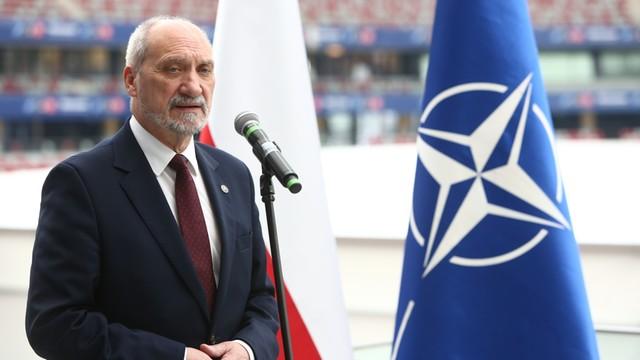 Wyciek maila ws. zabezpieczenia szczytu NATO