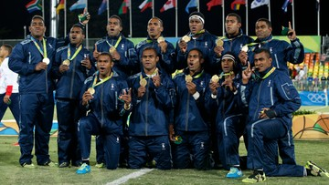 12-08-2016 17:02 Święto narodowe z okazji pierwszego złotego medalu na igrzyskach dla Fidżi