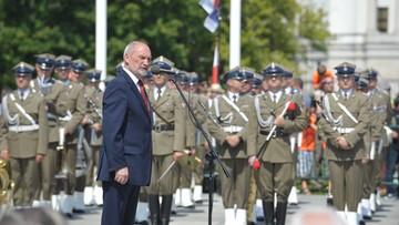 01-08-2017 21:22 Macierewicz: Niemcy są winne Polsce reparacje