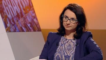 Gasiuk-Pihowicz: jeśli jesteś znajomym Andrzeja Dudy, to ciebie mogą nie interesować wyroki sądu