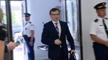 """16-06-2017 09:48 """"Uważam wyrok za błędny"""". Ziobro zapowiada kasację ws. drukarza, który odmówił druku plakatów LGBT"""