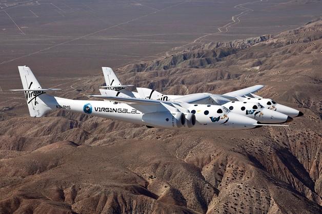 Katastrofa prywatnego statku kosmicznego w USA