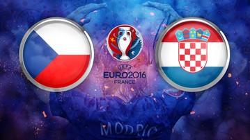 Czechy - Chorwacja. Transmisja w Polsacie Sport 2