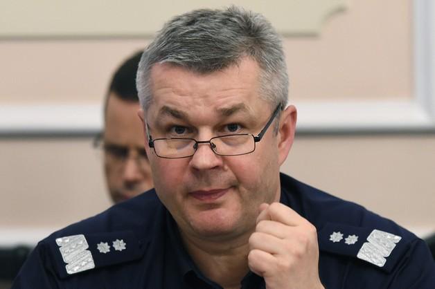 Szef policji zrezygnował. Jest następca