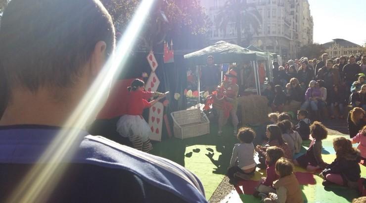 Walencja ograniczyła ruch aut. Ludzie natychmiast opanowali ulice