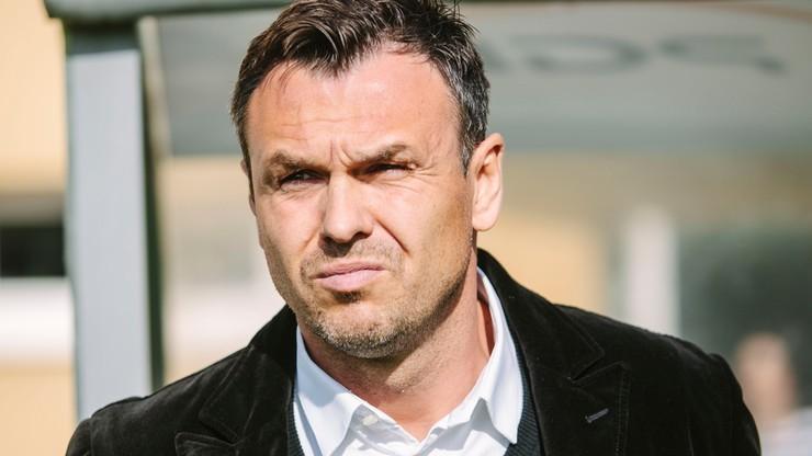 Nice 1 Liga: Paszulewicz zwolniony z Olimpii Grudziądz