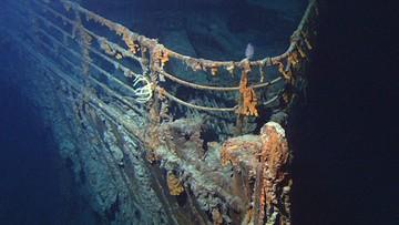 27-03-2017 22:29 W przyszłym roku ostatnie wycieczki na Titanica. Cena? Kosmiczna