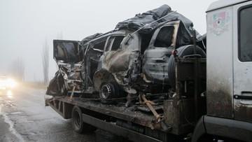 24-04-2017 20:29 Po śmierci obserwatora OBWE wycofała patrole w Donbasie