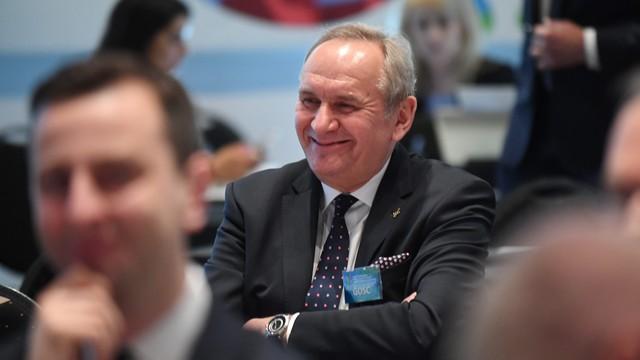 Andrzej Kraśnicki ponownie wybrany prezesem PKOl