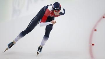 2016-11-18 PŚ w łyżwiarstwie szybkim: Wygrane Sablikovej i Kramera