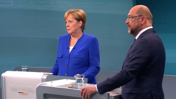 21-09-2017 22:42 CDU prowadzi, SPD lekko traci,  AfD zyskuje. W niedzielę wybory parlamentarne w Niemczech
