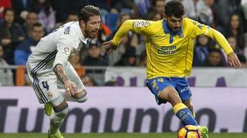2017-03-01 Królewscy rzutem na taśmę ratują jeden punkt z Las Palmas!