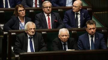 """12-12-2017 20:07 """"Zmiany będą dosyć głębokie"""". Kaczyński o rekonstrukcji rządu"""