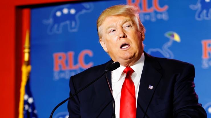 Trump w ogniu krytyki. Za ataki na Pekin
