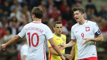 2017-08-18 Krychowiak wróci, kiedy przestanie udawać Lewandowskiego