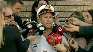 2017-11-18 Zaginął argentyński okręt podwodny. Sztormowe warunki utrudniają poszukiwania
