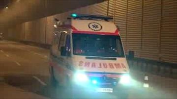 09-01-2016 18:41 Trzy osoby nie żyją, a dwie są ciężko ranne. Wypadek na Podkarpaciu