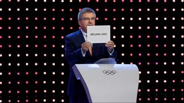Hymn olimpiady zimowej w Pekinie plagiatem przeboju z Krainy lodu