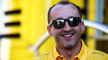 2017-11-12 Francuskie media: Kubica wróci do F1, będzie jeździł w Williamsie
