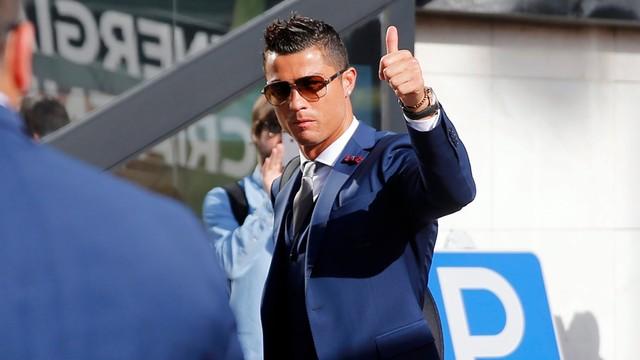 Najlepiej zarabiający sportowcy - Ronaldo na pierwszym miejscu