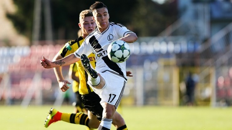 Nieudany początek w Lidze Młodzieżowej. Legia przegrała z Borussią