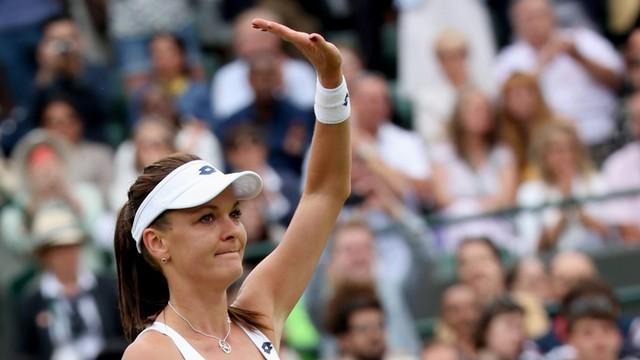 Wimbledon: Radwańska w półfinale