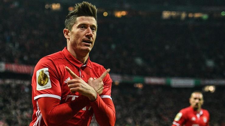 200. gol Lewandowskiego! Bayern rozgromił Schalke w Pucharze Niemiec