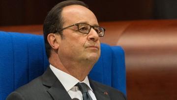 """14-10-2016 13:57 """"Gorzko żałuję"""". Hollande przeprasza za krytykę wymiaru sprawiedliwości"""
