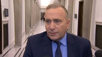 Schetyna: nie widzę podstaw do namawiania Gawłowskiego, by zrzekł się immunitetu
