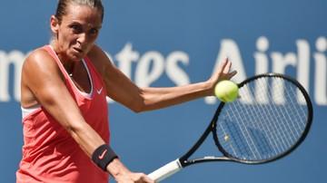 2015-09-08 US Open: pierwszy wielkoszlemowy półfinał Vinci!