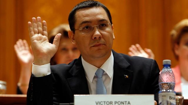 Premier Rumunii oficjalnie oskarżony o pranie brudnych pieniędzy