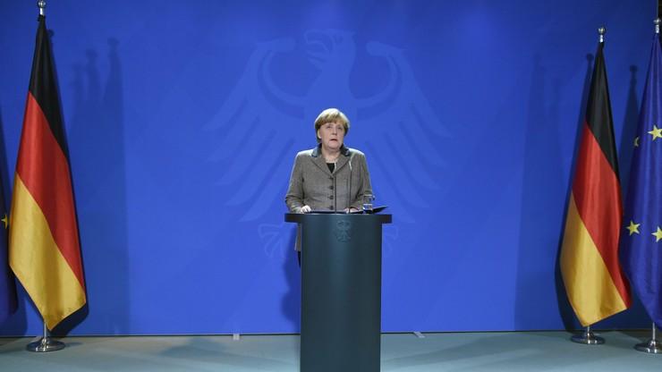 Merkel: zamach w Stambule to morderczy akt, a terroryści są wrogami całej ludzkości