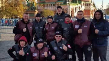2015-10-31 Wach w świetnym humorze zwiedza Moskwę