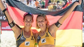 2017-08-26 WT w siatkówce plażowej: Zwycięstwo Niemek Ludwig i Walkenhorst