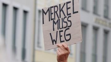 Merkel i Gauck wygwizdani podczas obchodów Dnia Jedności Niemiec w Dreźnie