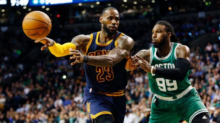 NBA: Cavaliers na szczycie Konferencji Wschodniej